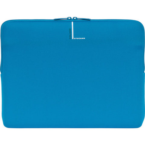 Tucano Colore Second Skin Sleeve 13 inch - Blue