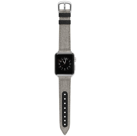 Evutec Northill Apple Watch 38/40mm - Canvas/Black