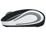Logitech Wireless Mini Mouse M187 - Negro