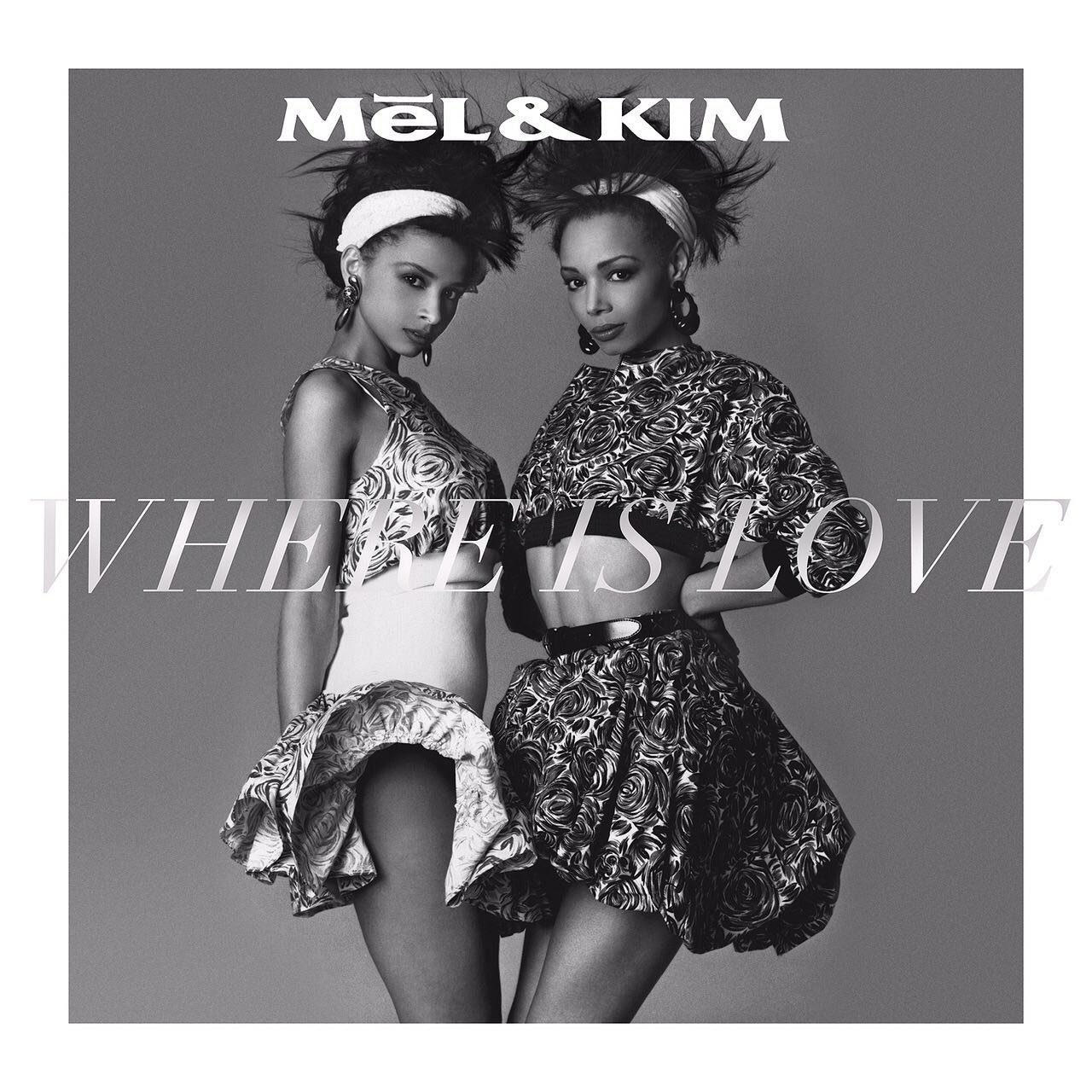 Mel & Kim - 'Where Is Love' - 9 Track Digital Download