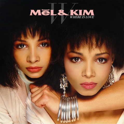 Mel & Kim - 'Where Is Love' - 3 Track Maxi CD