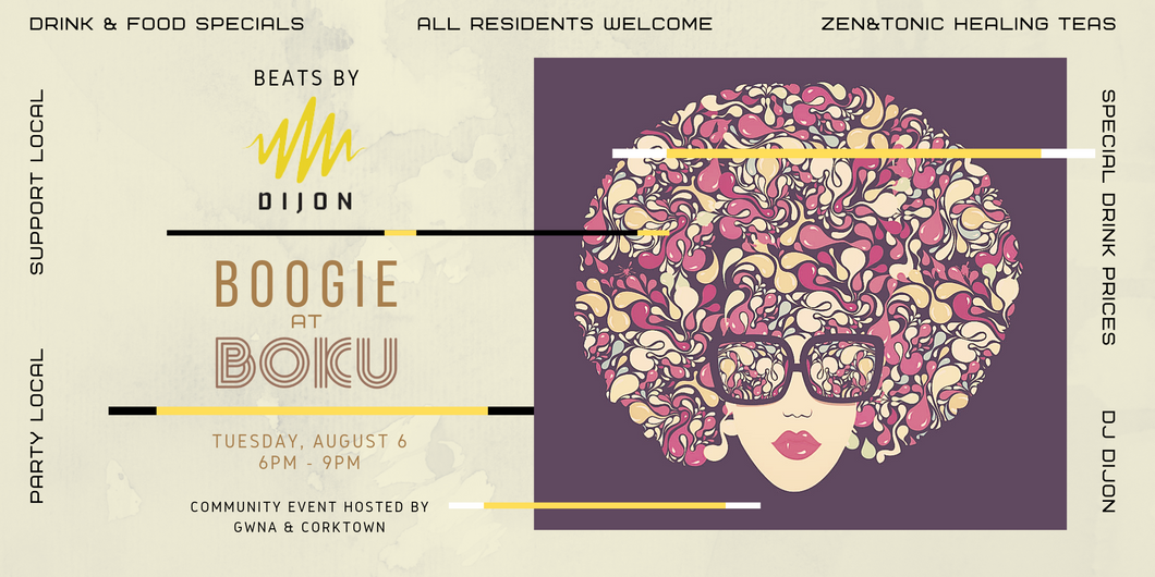 Boogie at Boku - August 6