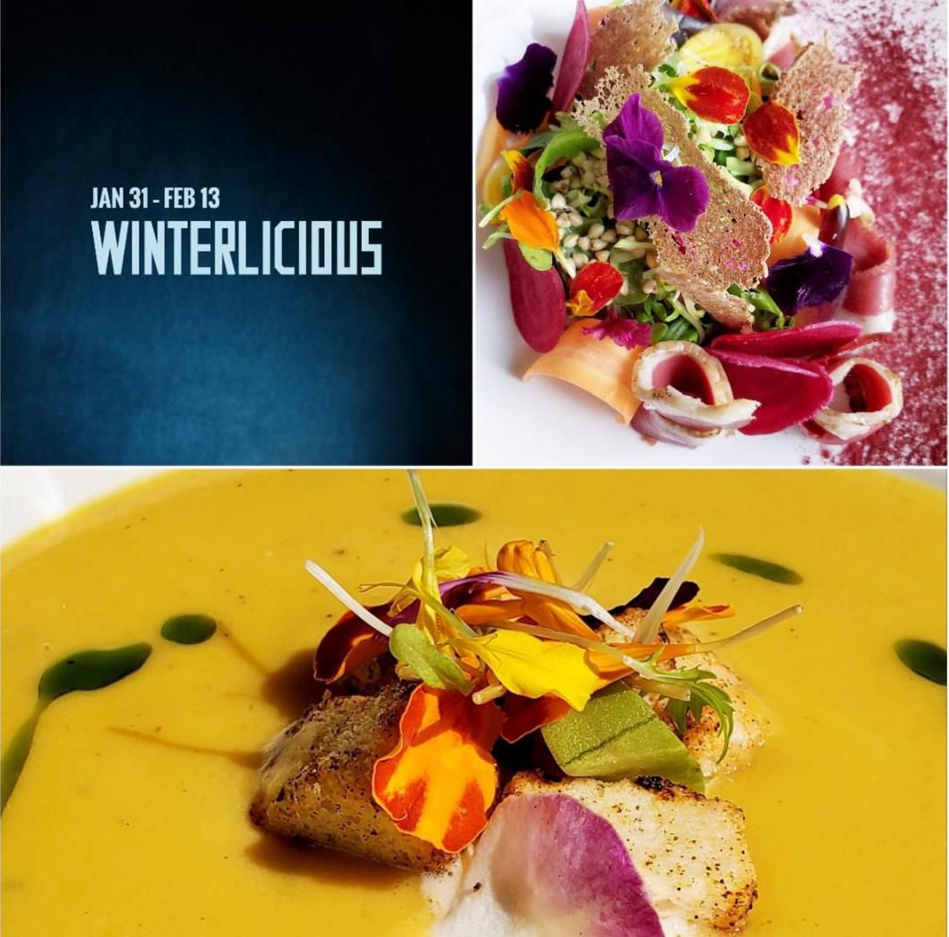 Winterlicious at Boku