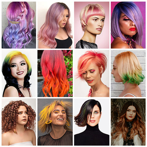 Affinage Professional Colour Competition 2019 Finalists