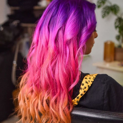 Ultimate Guide to Bright Hair Colouring
