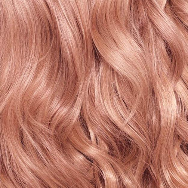 9.046 Very Light Natural Copper Red Blonde - Infiniti Satin Tone on Tone