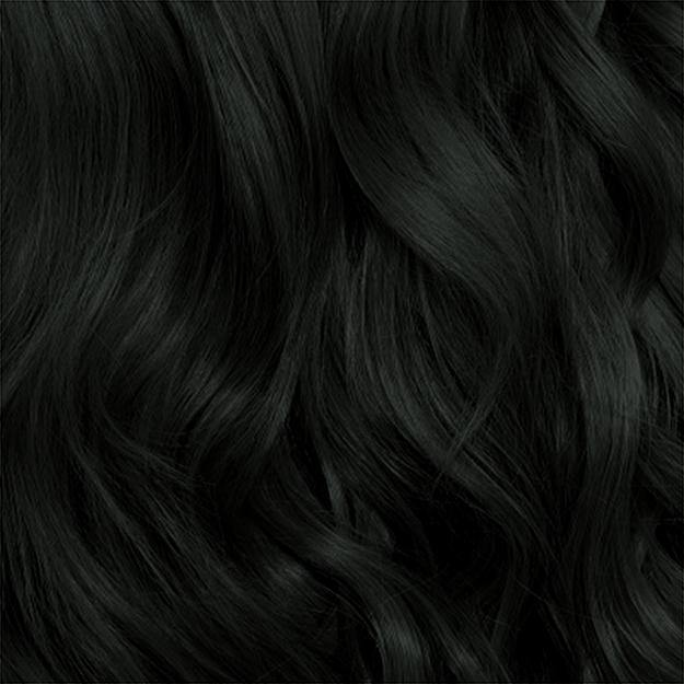 1.117 Gothic Black - Professional Hair Colour Dye
