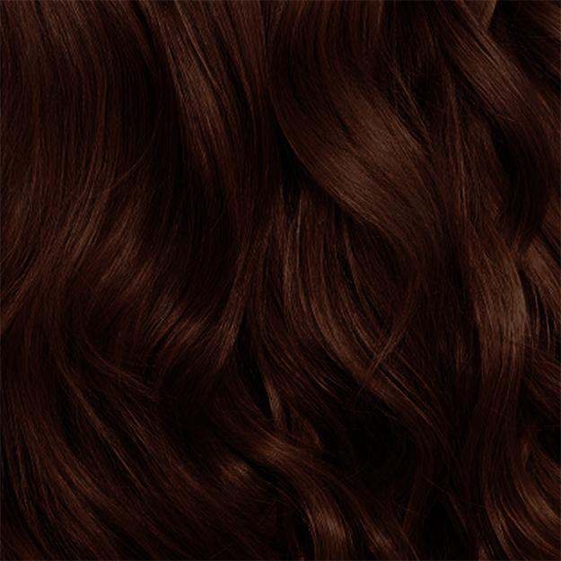 5.35 Light Golden Mahogany Brown - Professional Hair Colour Dye