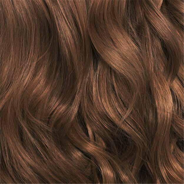 7.036 Medium Milk Chocolate Blonde - Infiniti Satin Tone on Tone