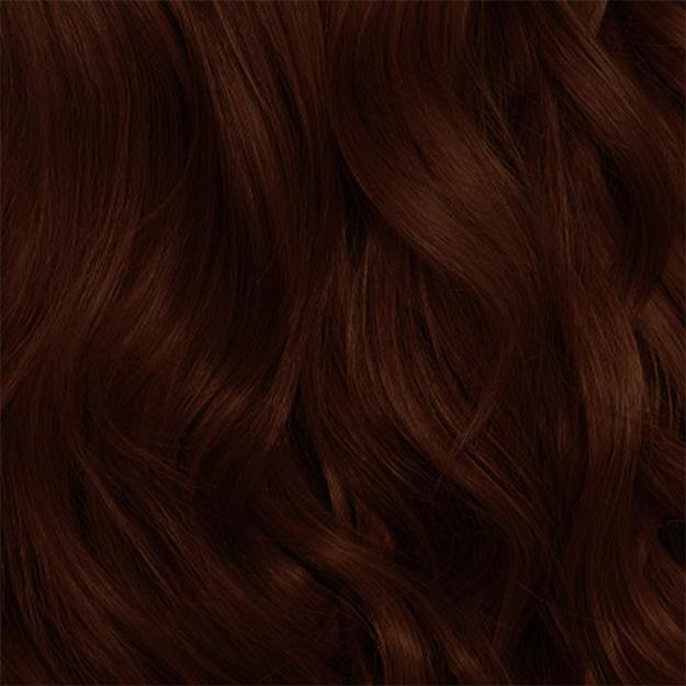 5.5 Light Mahogany Brown - Professional Hair Colour Dye