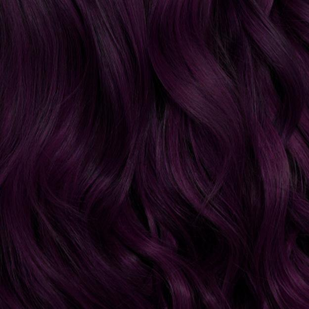 4.221 Medium Extra Violet Brown - Professional Hair Colour Dye
