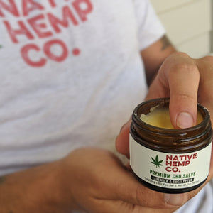500 MG ORGANIC HEMP SALVE