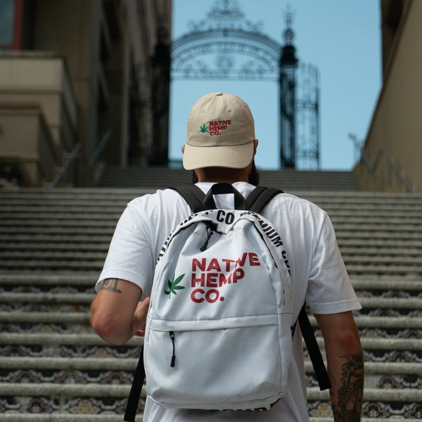 NATIVE HEMP CO X Champion Premium Backpack
