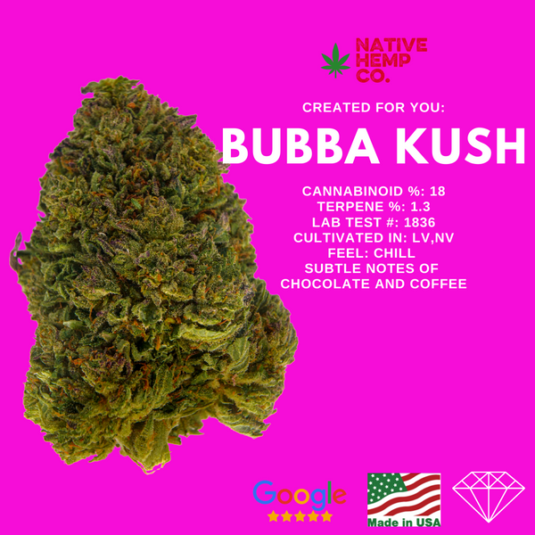 BUBBA PRIVATE RESERVE
