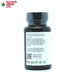 750 MG NANO HEMP SOFTGELS