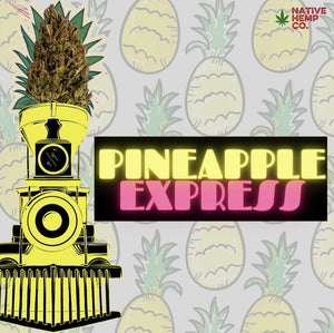 Pineapples Express Hemp