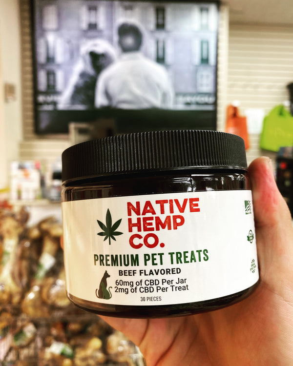 Premium CBD Pet Treats