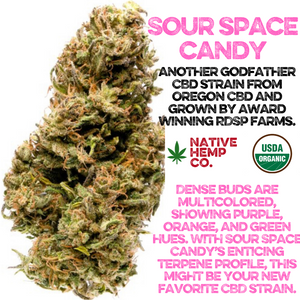 Sour Space Candy Hemp