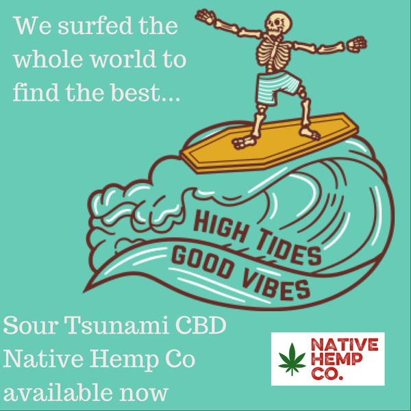 Sour Tsunami Hemp