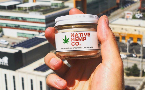 1000 MG ORGANIC HEMP SALVE