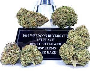 AWARD WINNING SUVER HAZE CBD