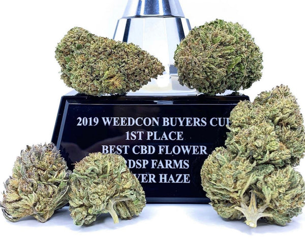 AWARD WINNING SUVER HAZE HEMP