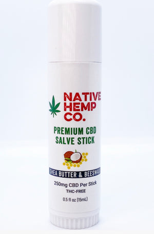 250 MG ORGANIC CBD SALVE STICK
