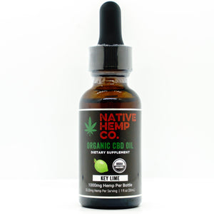 USDA Organic Full Spectrum Oil