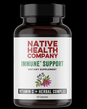 Immune Support Vitamin Capsules