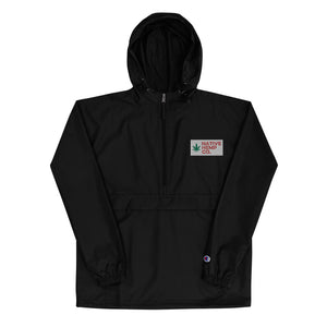 NATIVE HEMP CO. X CHAMPION SPORTS RAIN JACKET