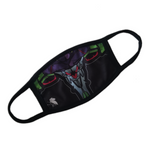 EVA-01 Face Mask - Black