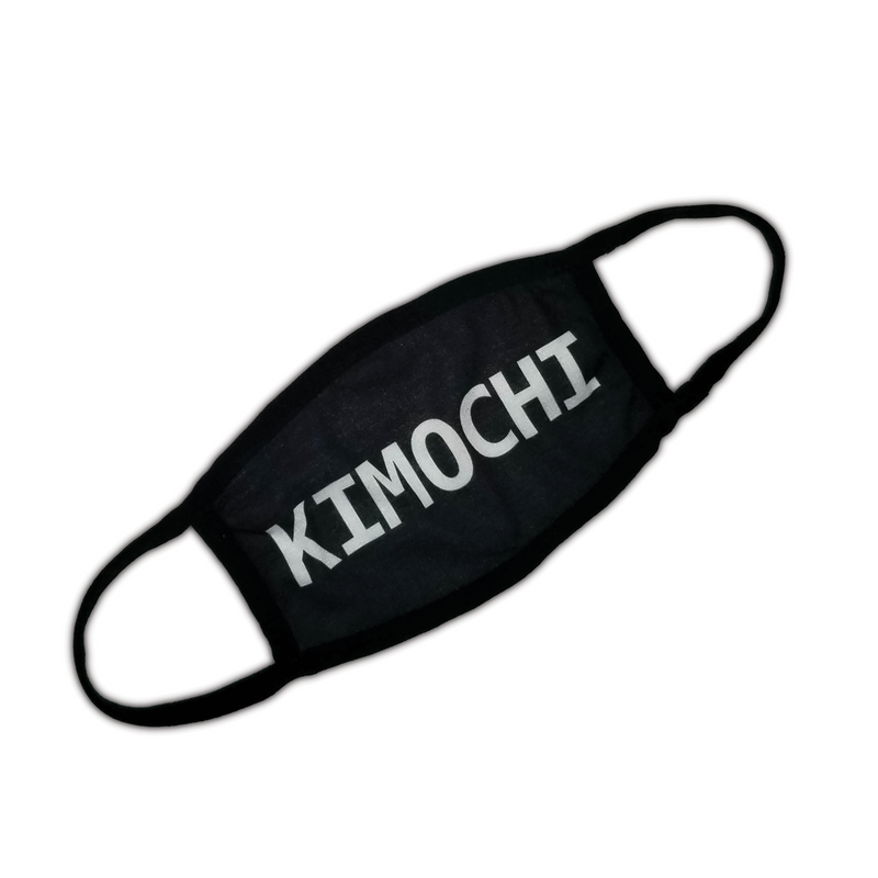 Kimochi Face Mask - Black