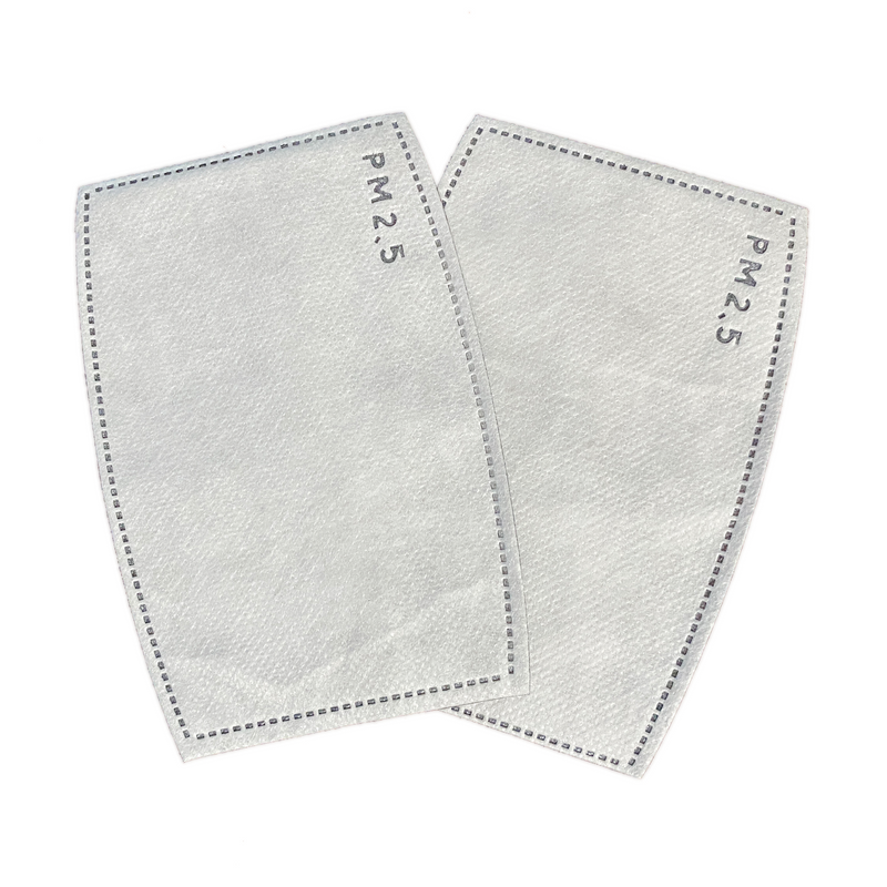 PM2.5 Face Mask Filters