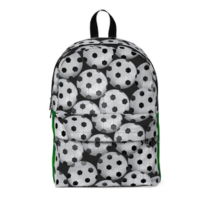 Soccer Balls Classic Large Backpack