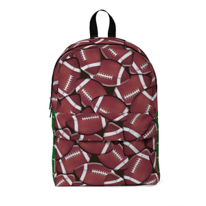 Footballs Classic Large Backpack