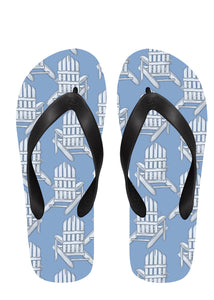Adirondack Chairs flip flops with Black Straps