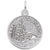Rembrandt Charms Colorado Charm Pendant Available in Gold or Sterling Silver