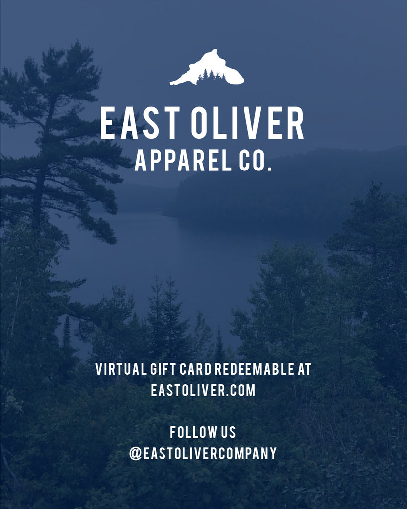 Gift Card - East Oliver Apparel Co.