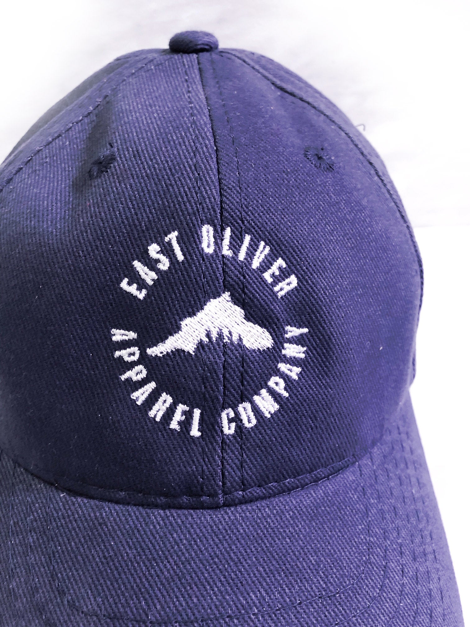 East Oliver Baseball Hat - East Oliver Apparel Co.