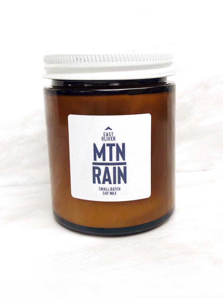 Mountain Rain Candle