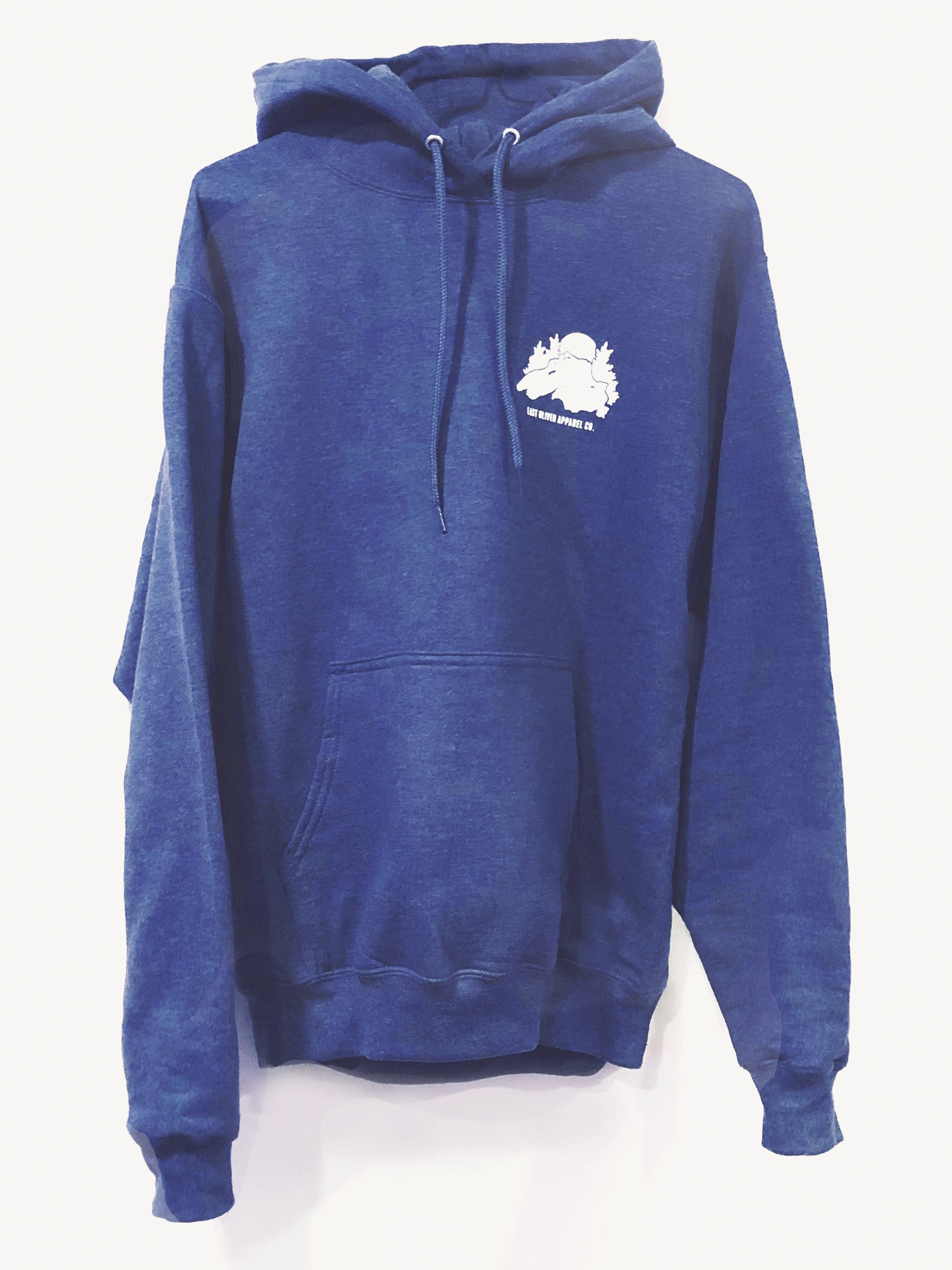 Superior Hoodie - East Oliver Apparel Co.