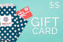 Snap It Up Gift Cards