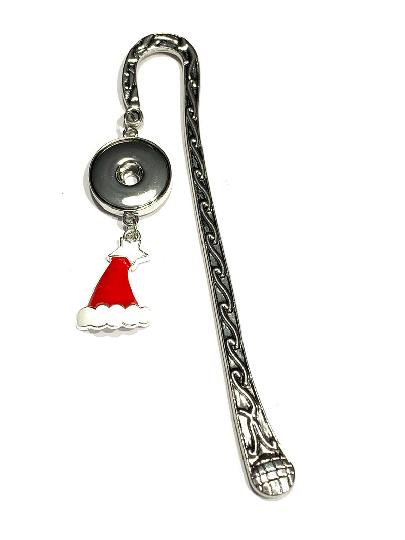 Santa's Hat Bookmark