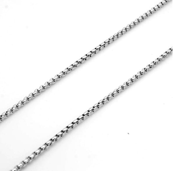 Rope Chain 27- Stainless Steel