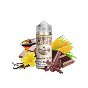 Chocolate Puddin' - Country Clouds E Liquid