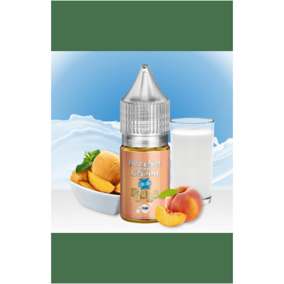 Peaches & Cream By the Pound Salts