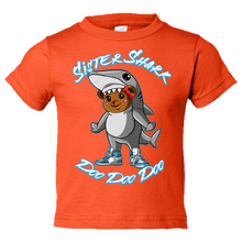 Sister Shark - Toddler Tees