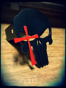 Punisher Hitch Cover Sniper Edition