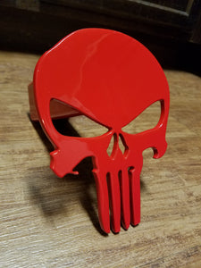 Punisher Hitch Cover