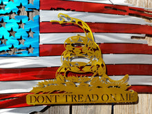 Dont Tread On Me US Gadsden Flag